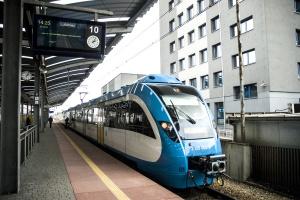 Na Śląsku mają koncepcję rewolucyjnego zwiększenia liczby pociągów