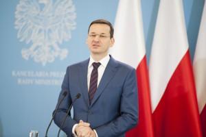 Orkan Fryderyka szalał nad Polską. Premier zapowiada pomoc poszkodowanym