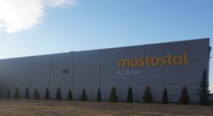 Mostostal Kraków wynajął zakład produkcji konstrukcji stalowych