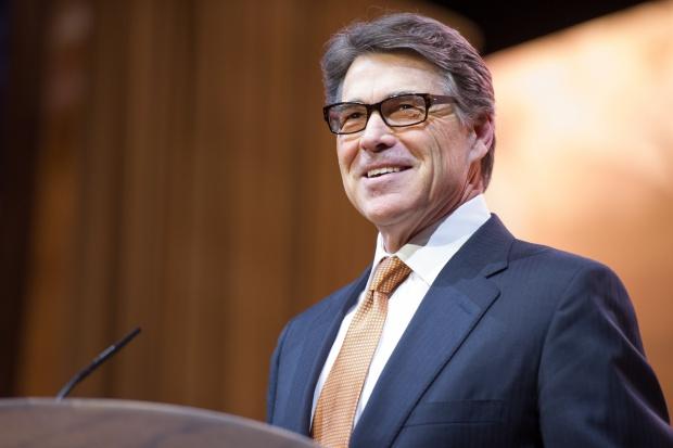 USA. Rick Perry nowym ministrem energetyki
