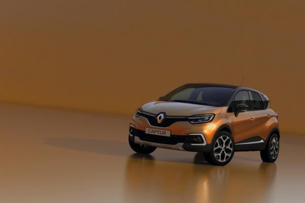 Renault zmienia Captur