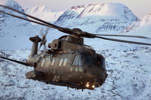 Leonardo Helicopters będzie współpracować z PGZ