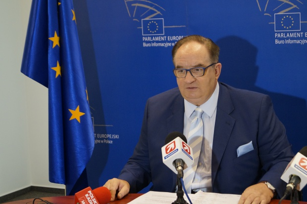 Jacek Saryusz-Wolski kandydatem Polski na szefa Rady Europejskiej