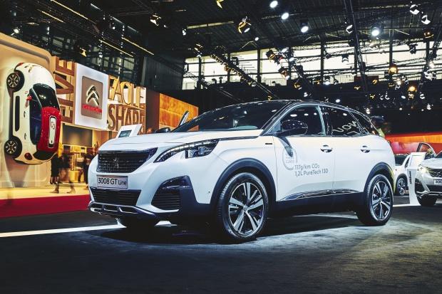 PSA sprzedaje więcej samochodów