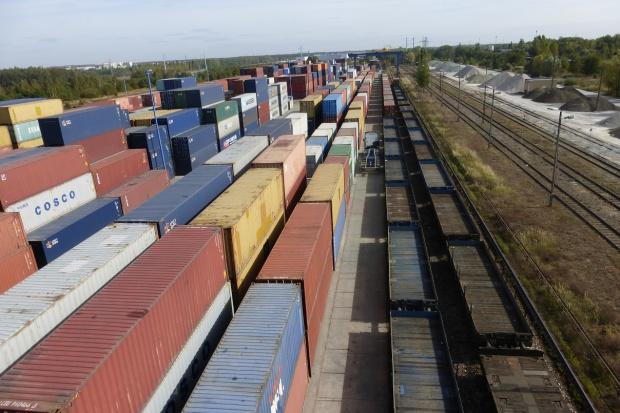 Terminal Spedcont w Łodzi przygotowuje się na rekrodowa liczbę pociągów z Chin