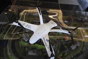 Dron Bielik spłaca się PKP Cargo z nawiązką