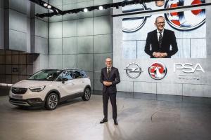 Opel w Genewie - oba koncerny skorzystają na połączeniu