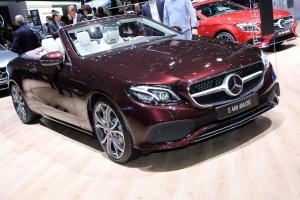 Mercedes E kabriolet Fot. Newspress.jpg