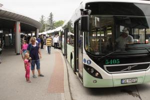 Kolejne autobusy hybrydowe mają jeździć po konurbacji katowickiej