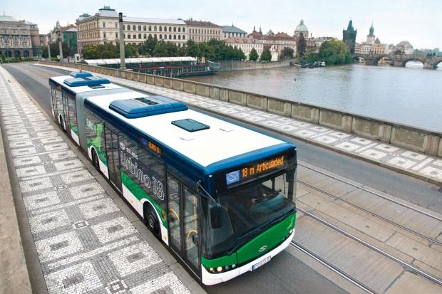 Kolejne Solarisy Urbino 18 w Lipsku