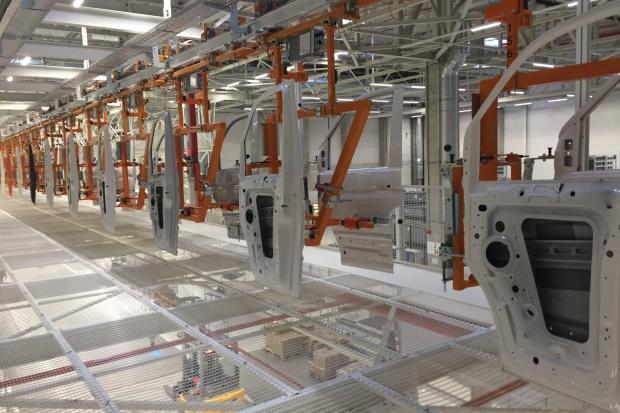 Nowa fabryka Volkswagena - w rytmie H. Forda