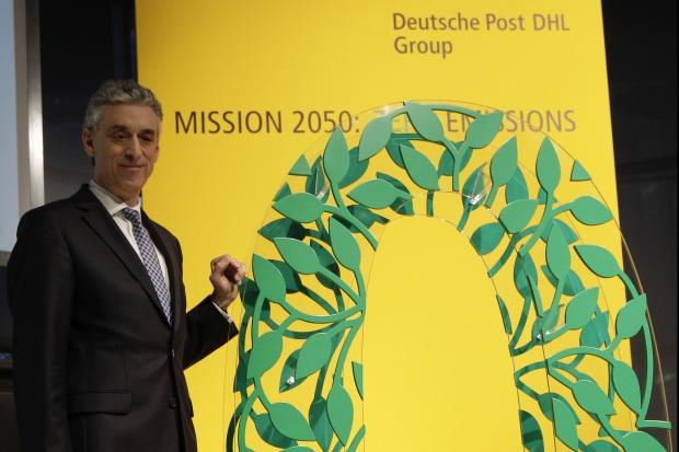 Deutsche Post DHL celuje w zerową emisję w 2050 roku