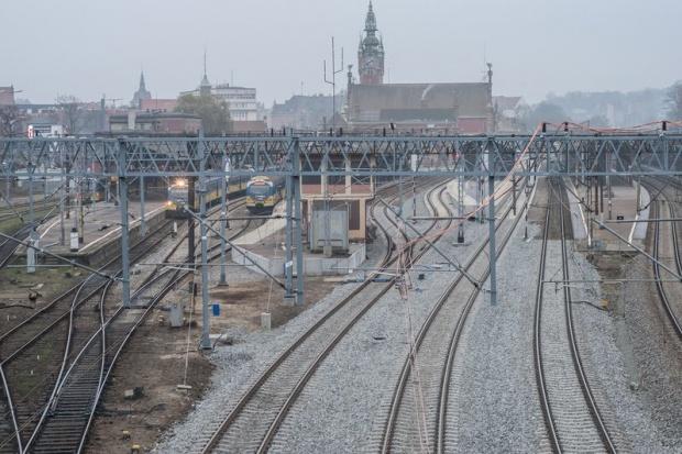 Intercor najtańszy w przetargu PKP PLK na Gdańsk Główny