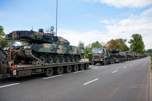 Amerykański generał wzywa Niemcy do ułatwienia tranzytu wojsk