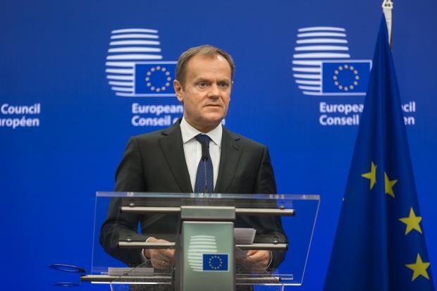 Donald Tusk szefem Rady Europejskiej na drugą kadencję