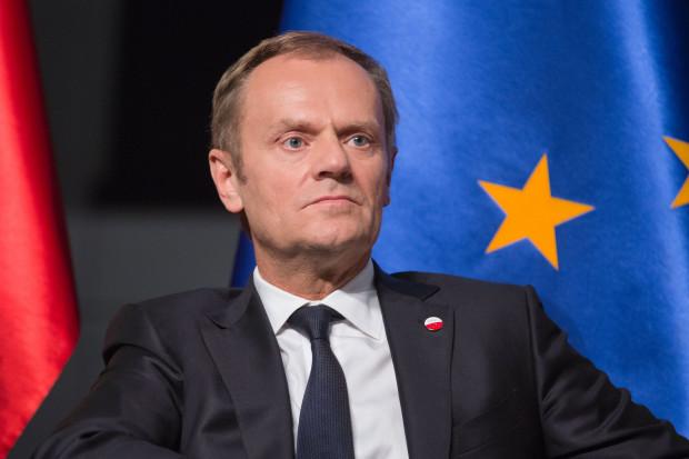 Donald Tusk napisał list ws. Nord Stream 2