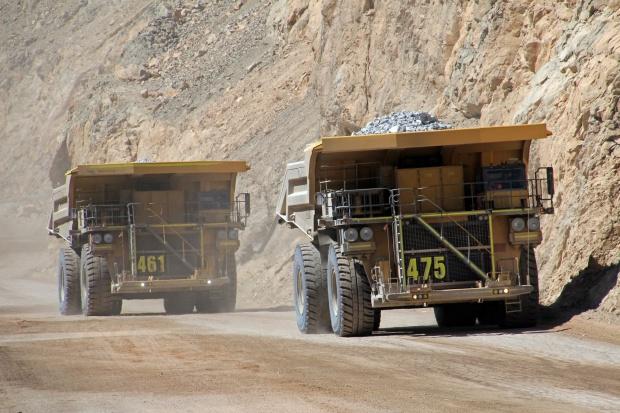 Chile. 2500 górników kopalni miedzi strajkuje na wysokości 3 300 m n.p.m.