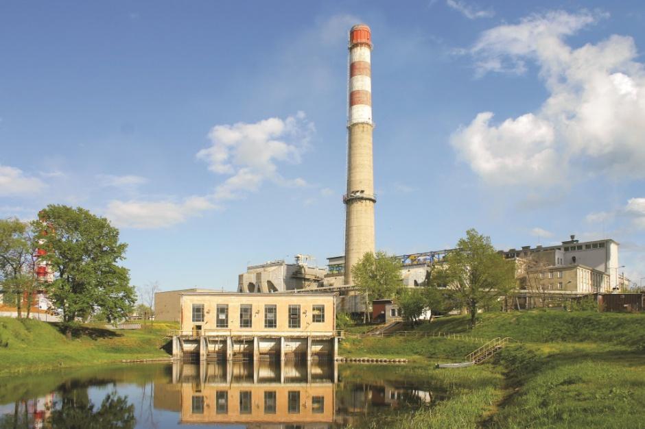 Energa Elektrownie Ostrołęka - Elektrociepłownia Ostrołęka A. fot Energa.