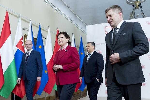 28 marca w Warszawie szczyt premierów V4 i Kongres Innowatorów