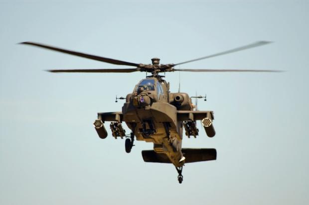 Boeing dostarczy 268 śmigłowców Apache amerykańskiej armii
