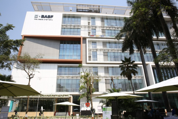 Nowa fabryka BASF w Chinach