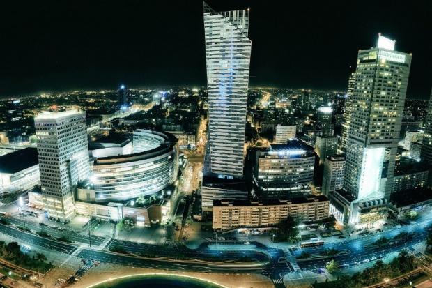 Wieżowiec Złota 44 w Warszawie oddany do użytku