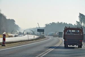 Zdjęcie numer 7 - galeria: Polska w budowie. 1300 km dróg w realizacji i 700 km w przetargach