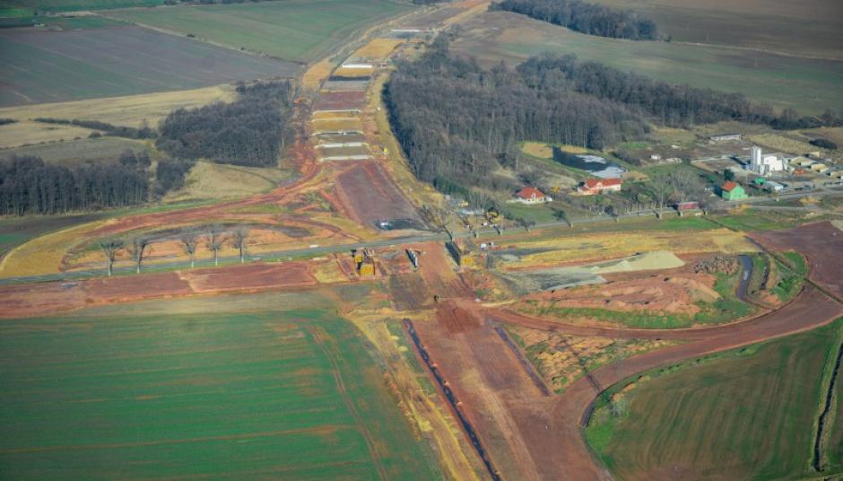 Zdjęcie numer 8 - galeria: Polska w budowie. 1300 km dróg w realizacji i 700 km w przetargach