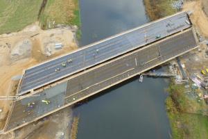 Zdjęcie numer 1 - galeria: Polska w budowie. 1300 km dróg w realizacji i 700 km w przetargach