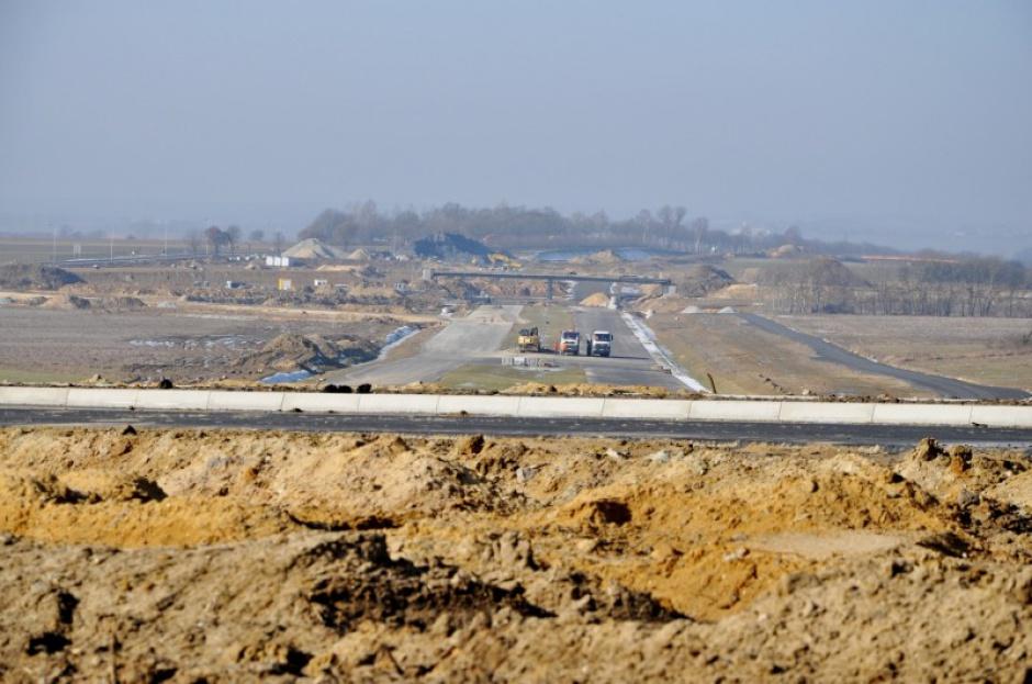 Zdjęcie numer 9 - galeria: Polska w budowie. 1300 km dróg w realizacji i 700 km w przetargach