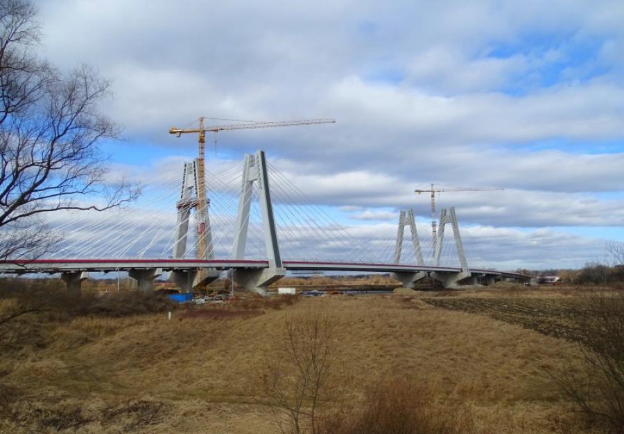 Zdjęcie numer 12 - galeria: Polska w budowie. 1300 km dróg w realizacji i 700 km w przetargach