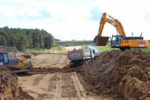 Zdjęcie numer 14 - galeria: Polska w budowie. 1300 km dróg w realizacji i 700 km w przetargach