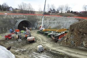 Zdjęcie numer 3 - galeria: Polska w budowie. 1300 km dróg w realizacji i 700 km w przetargach