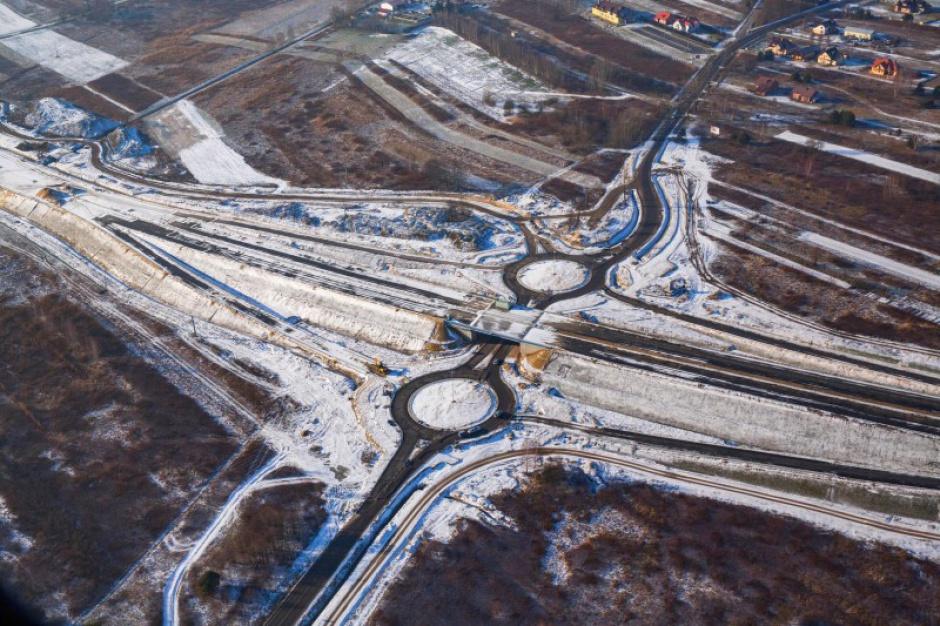 Zdjęcie numer 5 - galeria: Polska w budowie. 1300 km dróg w realizacji i 700 km w przetargach