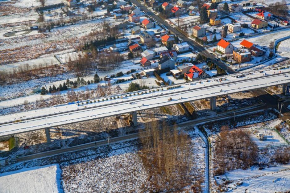 Zdjęcie numer 4 - galeria: Polska w budowie. 1300 km dróg w realizacji i 700 km w przetargach