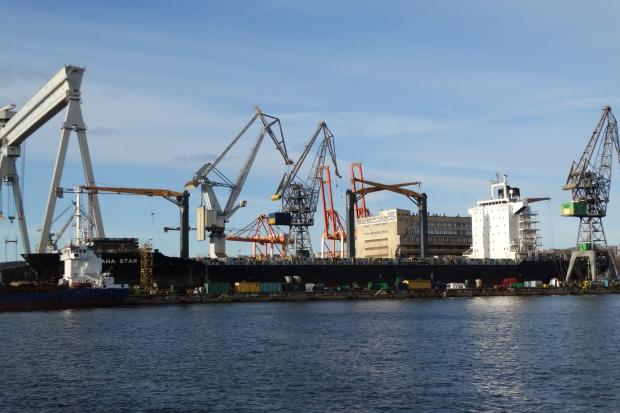Jesienią będzie gotowy plan dla państwowych stoczni