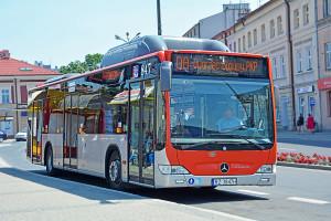 Autobusy powalczą ze smogiem