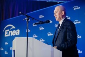 Tchórzewski: zakup elektrowni Połaniec podnosi rangę Enei w Polsce
