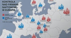 Prywatne czy państwowe? Sprawdzamy strukturę własnościową europejskich firm naftowych