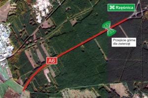 GDDKiA ma siedem ofert na modernizację autostrady A6