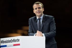 Macron w Berlinie: priorytetem reforma francuskiej gospodarki