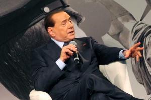 70 tysięcy euro za obiad z Silvio Berlusconim