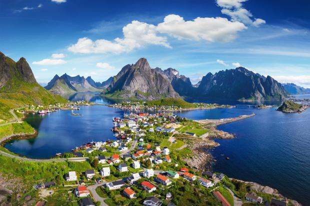 Norwegia jest najszczęśliwszym krajem świata
