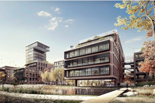 Tak będzie wyglądała nowa siedziba PGNiG w Warszawie