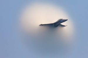Katastrofa myśliwca pod Madrytem. Nie żyje pilot