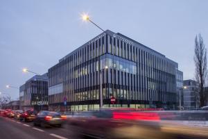 Skanska sprzedała biurowiec w Poznaniu za 62 mln euro
