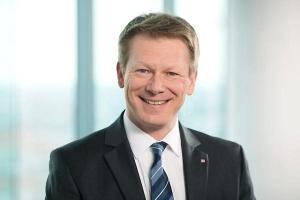 Richard Lutz nowym prezesem Deutsche Bahn
