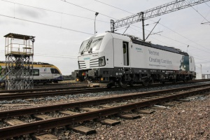 Siemens testuje zaktualizowanego Vectrona i myśli o przetargu PKP Intercity. Szczegóły sprawdzianu w Żmigrodzie [Wideo]
