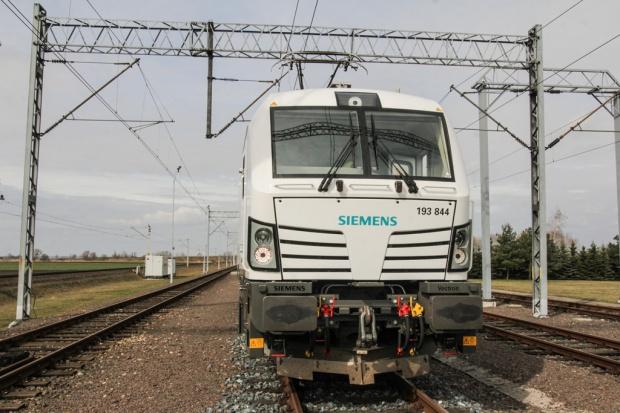 Unipetrol kupuje od Siemensa trzy lokomotywy Vectron