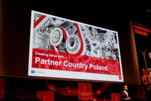 Na Hannover Messe zaprezentuje się ok. 200 nowoczesnych firm z Polski